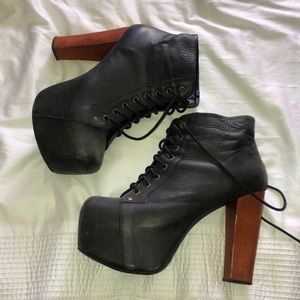 Jeffrey Campbell Lita Boot size 9.5